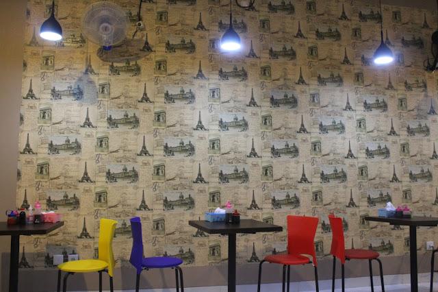 Kafe Kawasan Citra Land Tegal