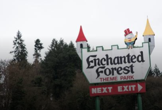Ghost Adventures Visits Enchanted Forest Amusement Park Tonight.