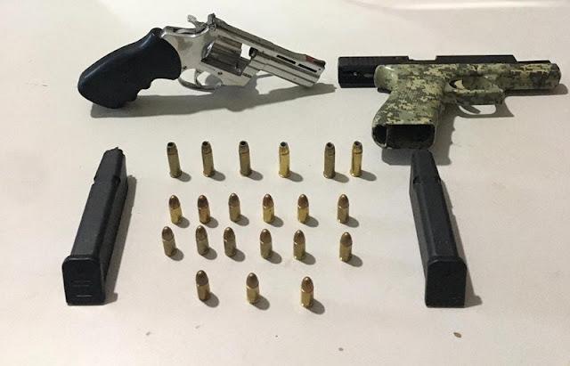 Suspeito de assassinatos é preso com armas e munições no Sertão da PB