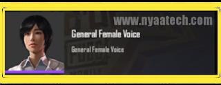Active.sav   General Female Korean Quick Chat Voice Set for PUBG Mobile