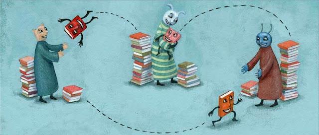 Intercambio de libros para leer