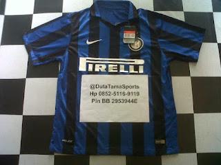 Jual Jersey Bola Inter Milan di Batam
