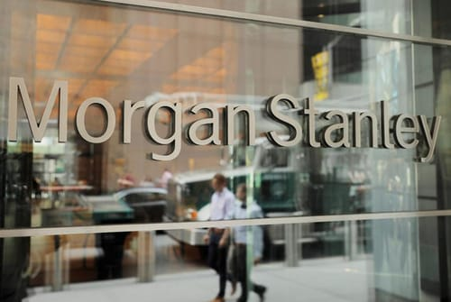 Morgan Stanley can bet on Bitcoin