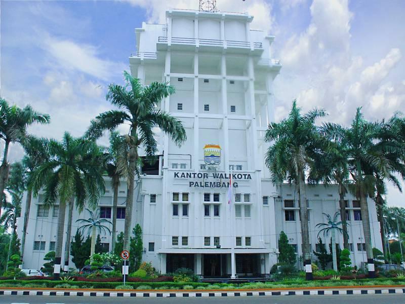 Alamat Instansi Pemerintahan Kota Palembang Sumatera Selatan