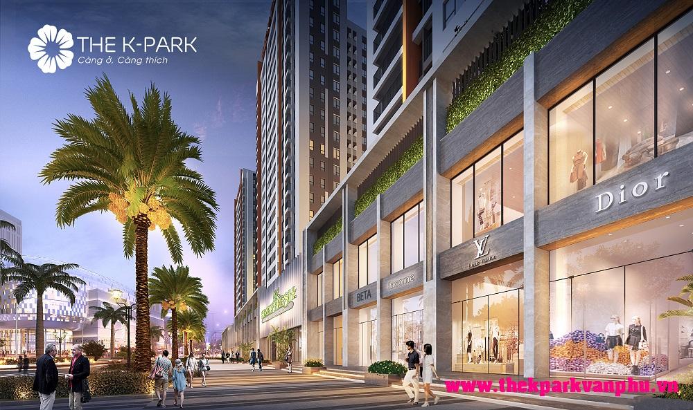 Ngày 25/6/2017, chính thức ra mắt dự án The K-Park