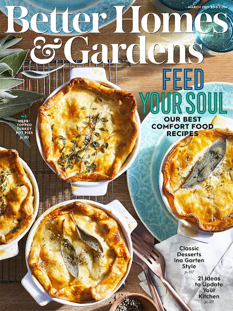 Better Homes and Gardens March 2021