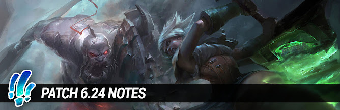 Patch 6.24 Notes