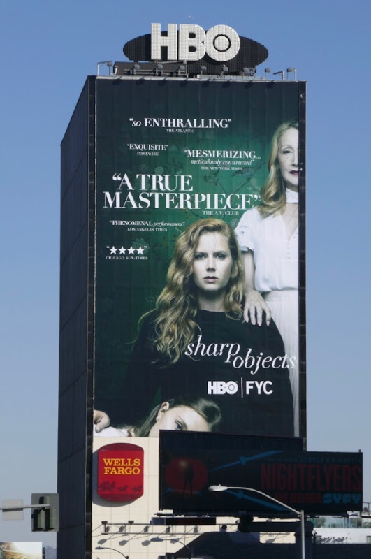 Sharp Objects For consideration billboard