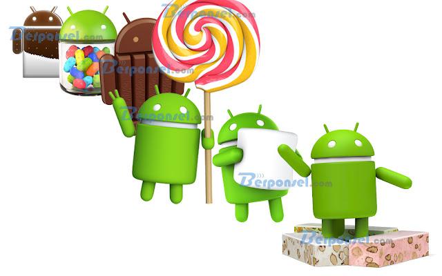 Cara Upgrade OS Android ke Versi Terbaru (Lollipop, Marshmallow, Nougat)