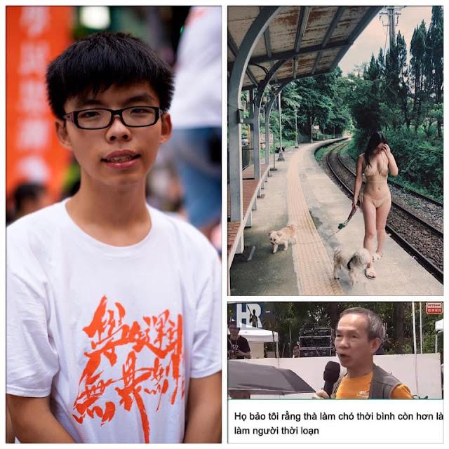 HOÀNG CHI PHONG - LOẠN THẾ XUẤT ANH HÙNG