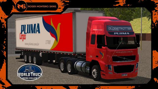 Volvo FH Pluma Transportes - Pluma Transportes