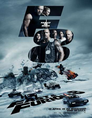 The Fate of the Furious 2017 Hindi Dual Audio BRRip Full Movie Download