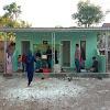 Yayasan Rumah Yatim Dhuafa Al-Husna Sumenep Bantu Bedah Rumah Warga Miskin