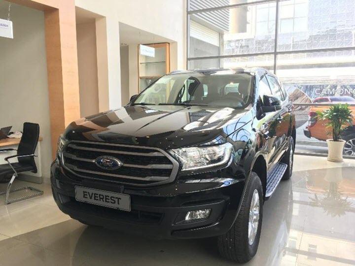 Bảng giá xe Ford tháng 6/2020: một số mẫu xe có dấu hiệu khan hiếm