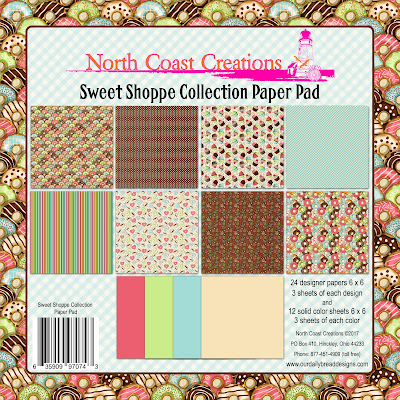 NCC Sweet Shoppe Collection Paper Pad