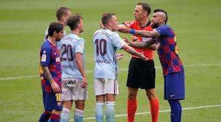 Barcelona vs Celta vigo 2-2 Match Highlights