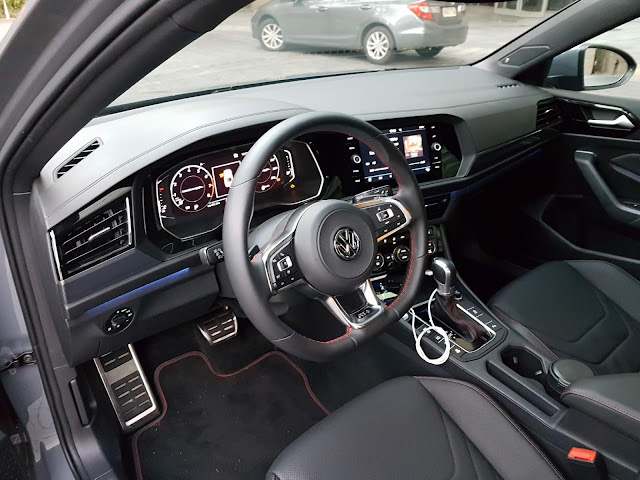 Novo VW Jetta GLi 2020 2.0 TSI DSG-6