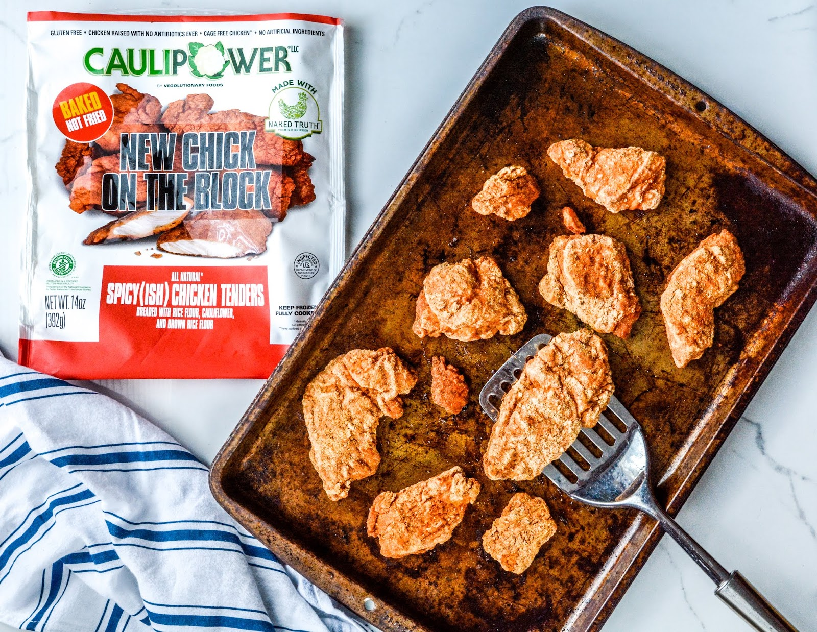 CAULIPOWER Chicken