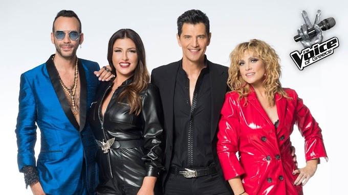 Αναβολή για το «The Voice of Greece»;
