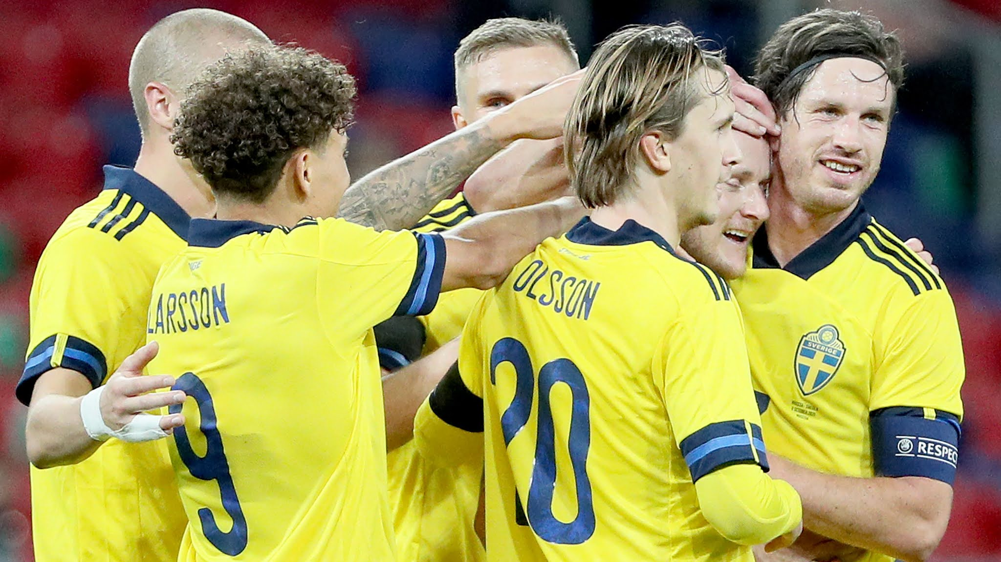 """Sweden are firm favourites against the Slovakian """"Falcons"""""""