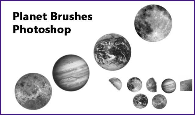 Planet Brushes Photoshop