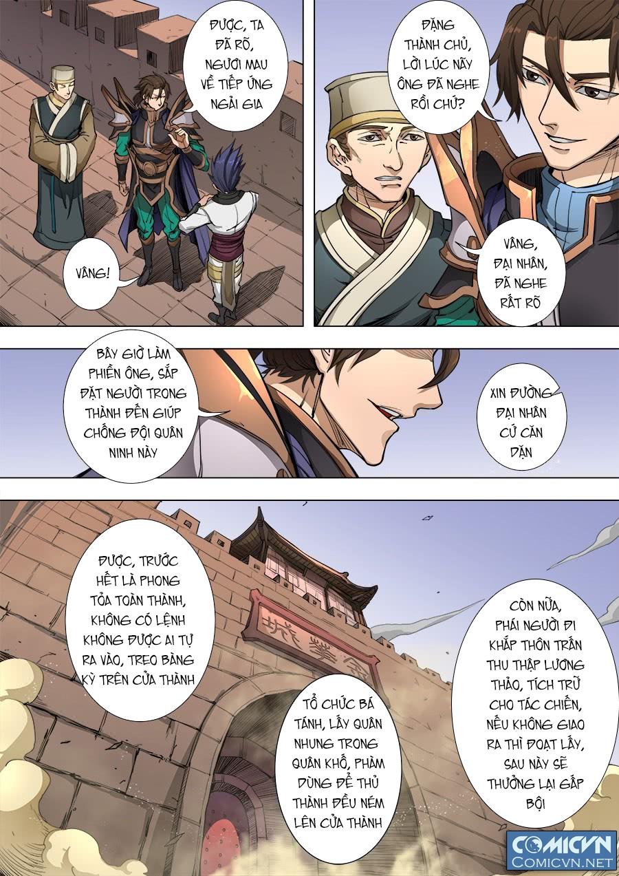 Đường Dần Tại Dị Giới Chap 195 - Trang 8