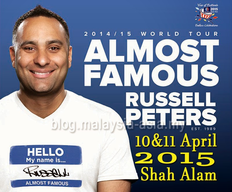 Malaysia Russell Peters Live Show