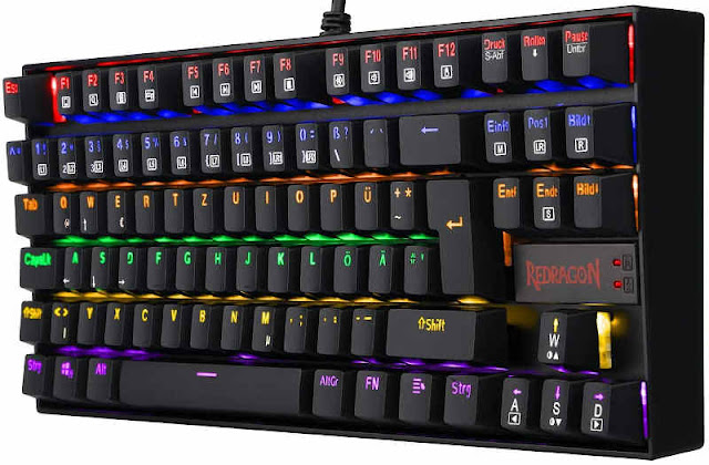 Download Driver Redragon K552 Keyboard