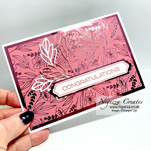 Ink Stamp Share May Showcase Blog Hop