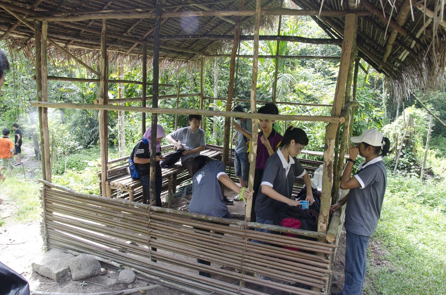 1Month 1Charity: Project Kampung Orang Asli Angkat