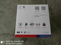 Unboxing dan Impresi : Mini CCTV SPC KST1-720P SmartPlus