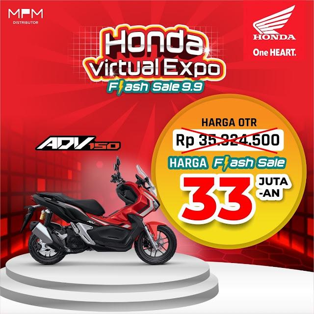 Promo Honda ADV150