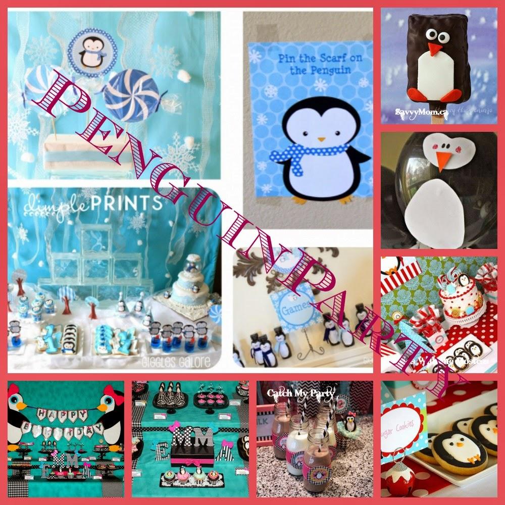 6 January Kid's Birthday Party Ideas