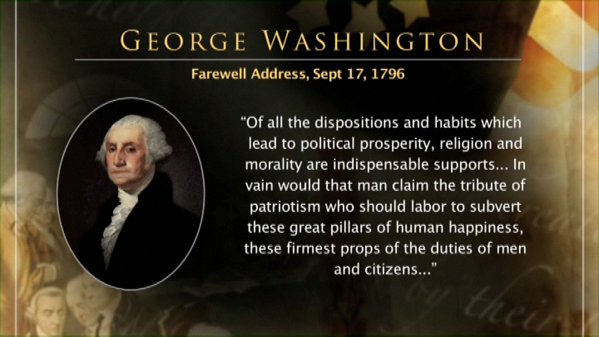essay on george washingtons farewell address An analysis of george washington's farewell address pages 2 george washington, washington's resignation, farewell address sign up to view the rest of the essay.