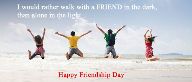 Happy Friendship Day 2017 Quotes | Messages | Wishes | Images | Pics