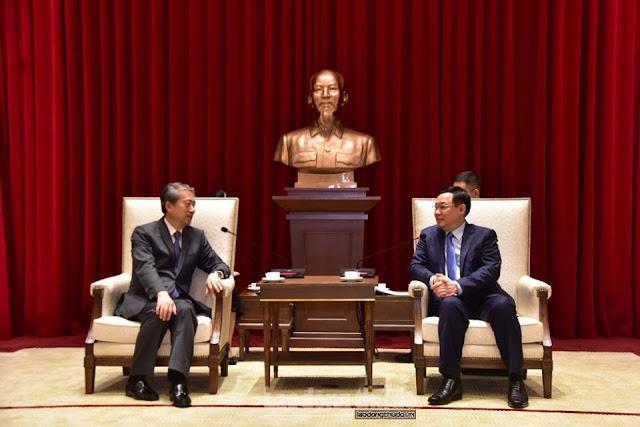 Hùng Ba: Cát Linh – Hà Đông là biểu trưng cho tình hữu nghị Việt Nam  – Trung Quốc