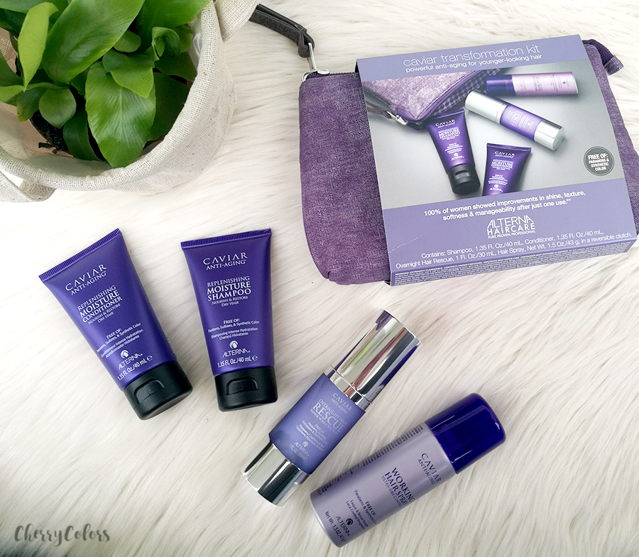 Alterna haircare Caviar