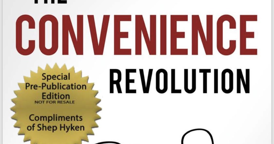 CX Journey™: Are You Part of the Convenience Revolution?