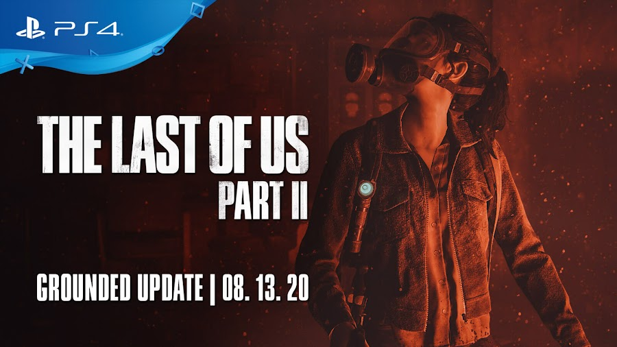 the last of us part 2 grounded update release date difficulty mode permadeath feature ps4 exclusive action adventure survival horror naughty dog sony entertainment interactive tlou 2