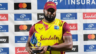 Sri Lanka tour of West Indies 3-Match T20I Series 2021