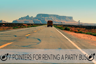7 pointers for renting a party bus