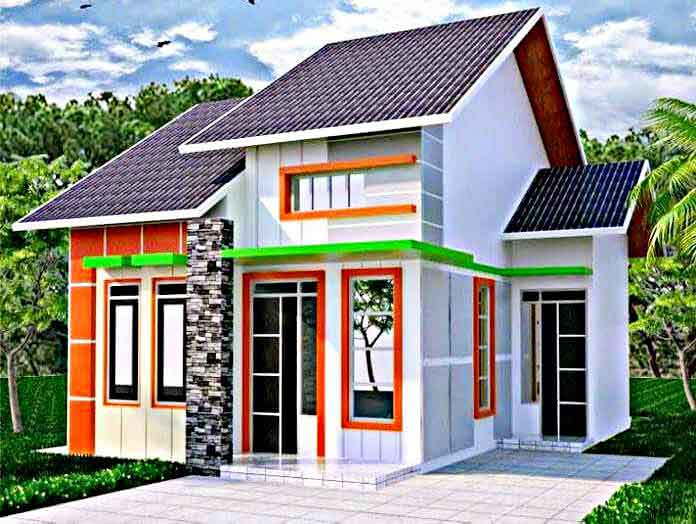 44+ Gambar Rumah Sederhana Indah HD