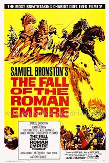 La Caida Del Imperio Romano (1964) [Latino-Castellano-Ingles] [1080P] [Hazroah]