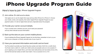 iPhone 8 Upgrade Program Guide  iPhone 8, iPhone 8 Plus, iPhone X or new iPhone