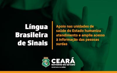 Pacientes surdos e profissionais de saúde podem acionar intérprete de Libras durante consultas