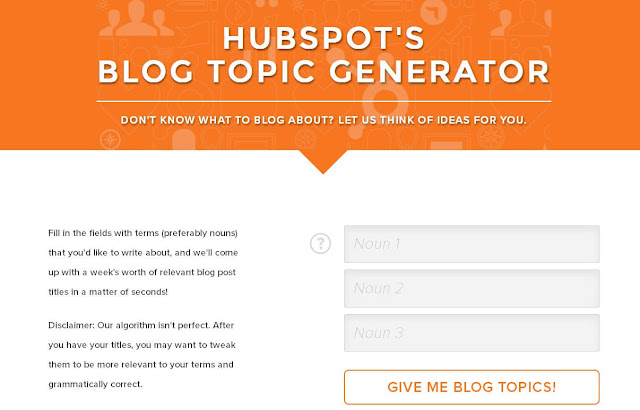 best blog post idea generator