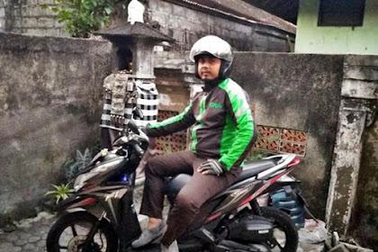 Pengalaman Pertama Dapat Penumpang Grab Bike
