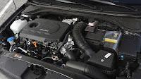 Hyundai Elantra - silnik 1.6 CRDi