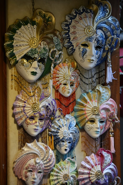Masks of Venice