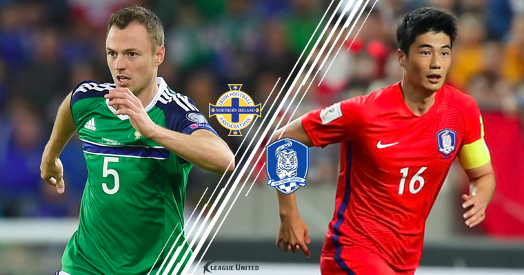 Northern Ireland vs South Korea preview